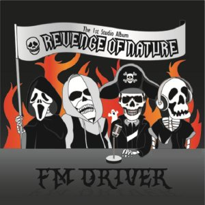 FM Driver - Revenge of Nature cover art