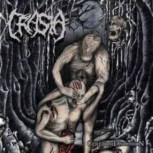 Crasia - Cerebral Disruption cover art