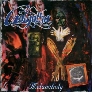 Golgotha - Melancholy cover art