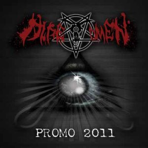 Dire Omen - Promo 2011 cover art