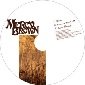 Mercy Brown - Mercy Brown cover art