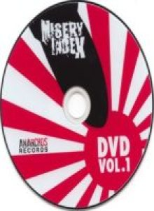 Misery Index - DVD Vol. 1 cover art