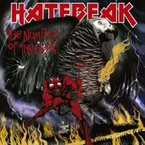 Hatebeak - The Number of the Beak cover art