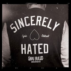 Shai Hulud - Just Can't Hate Enough X 2 cover art