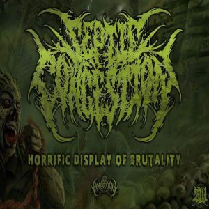 Septic Congestion - Horrific Display of Brutality cover art