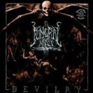 Funeral Mist - Devilry cover art