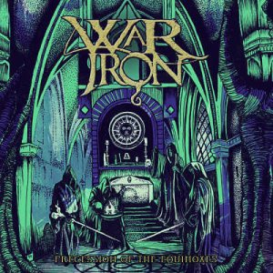 War Iron - Precession of the Equinoxes cover art