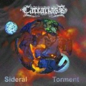 Carcariass - Sideral Torment cover art