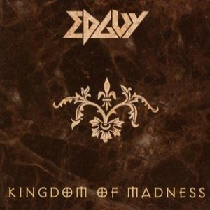 Edguy - Kingdom of Madness cover art