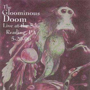 The Gloominous Doom - Live At the Silo cover art