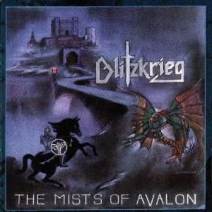 Blitzkrieg - The Mists of Avalon cover art
