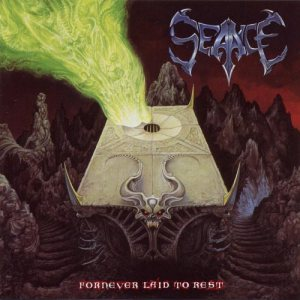 Seance - Fornever Laid to Rest cover art