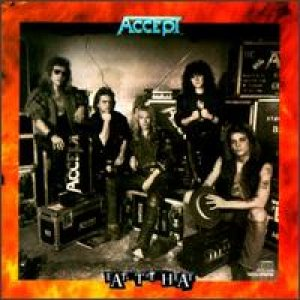 Accept - Eat the Heat cover art