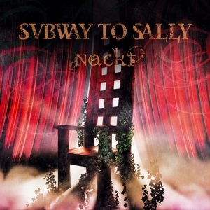 Subway to Sally - Nackt cover art