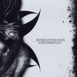 Secrets of the Moon - The Exhibitions EP cover art