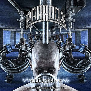 Paradox - Electrify cover art