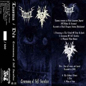 Taarma / Der - Ceremony of Self Sacrifice cover art