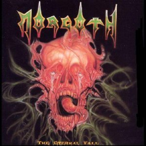 Morgoth - The Eternal Fall cover art