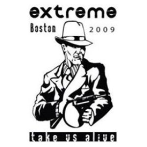 Extreme - Take Us Alive cover art