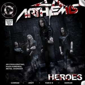 Arthemis - Heroes cover art