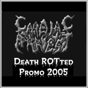 Cardiac Arrest - Death ROTted Promo 2005 cover art