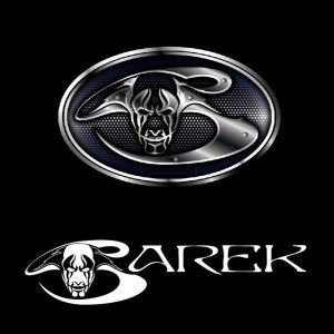 Barek - Barek cover art