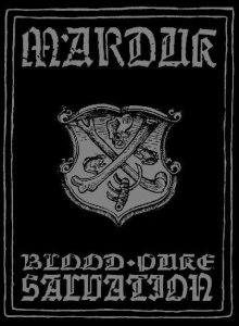 Marduk - Blood Puke Salvation cover art