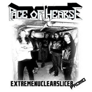 Pace of Hearse - ExtremeNuclearSlicer Promo cover art