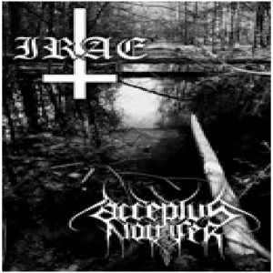 Irae / Acceptus Noctifer - Contempt and Slander cover art