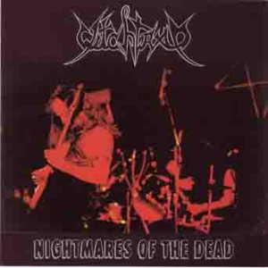 Witchtrap - Nightmares of the Dead cover art