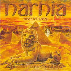 Narnia - Desert Land cover art