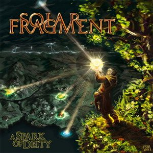 Solar Fragment - A Spark of Deity cover art