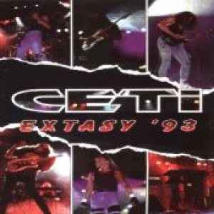 CETI - Extasy '93 cover art