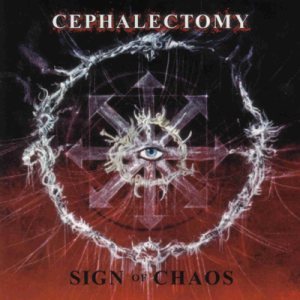 Cephalectomy - Signs of Chaos cover art