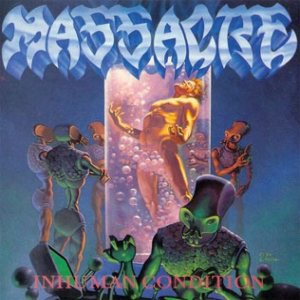 Massacre - Inhuman Condition cover art