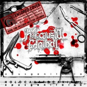 Holocausto Canibal - Opusgenitalia cover art