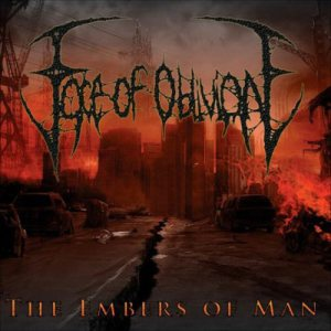 Face Of Oblivion - The Embers of Man cover art