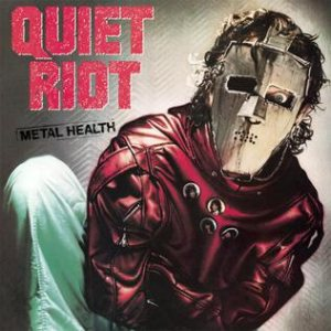Quiet Riot - Metal Health cover art
