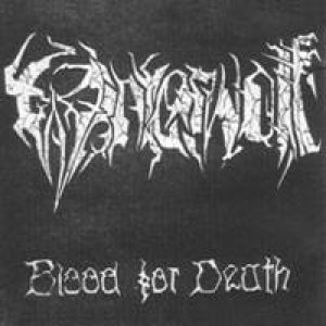 Winterwolf - Blood for Death cover art
