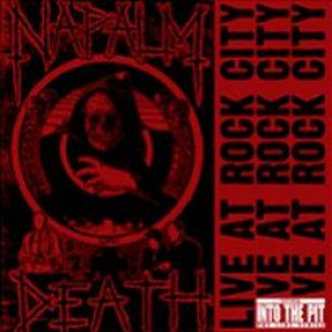Napalm Death - Live At Rock City cover art