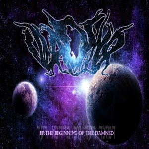 Vladimir - The Beginning of the Damned cover art