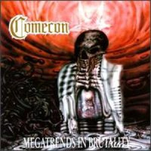 Comecon - Megatrends in Brutality cover art