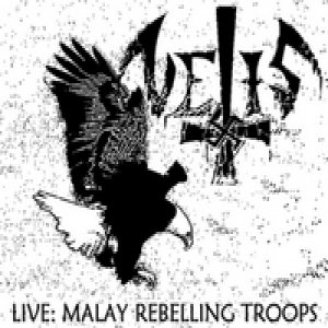 Vetis - Live: Malay Rebelling Troops cover art