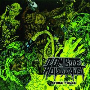 Zombie Holocaust - Strike Force cover art