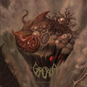 Gorephilia - Embodiment of Death cover art