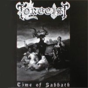 Torgeist - Time of Sabbath cover art