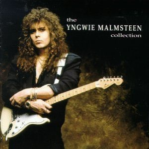 Yngwie Malmsteen - The Yngwie Malmsteen Collection cover art
