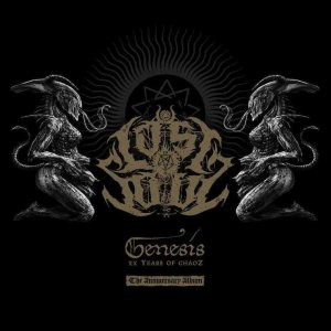 Lost Soul - Genesis XX: Years of Chaoz cover art