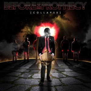 Before The Prophecy - Collapse cover art