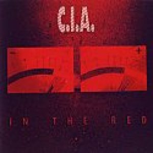 C.I.A. - In the Red cover art